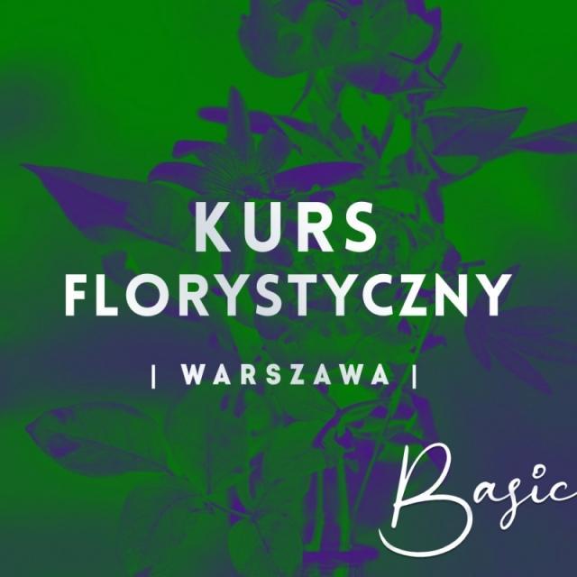 KURS FLORYSTYCZNY | Warszawa