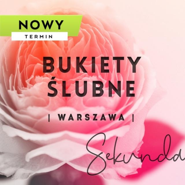 BUKIETY ŚLUBNE | Warszawa