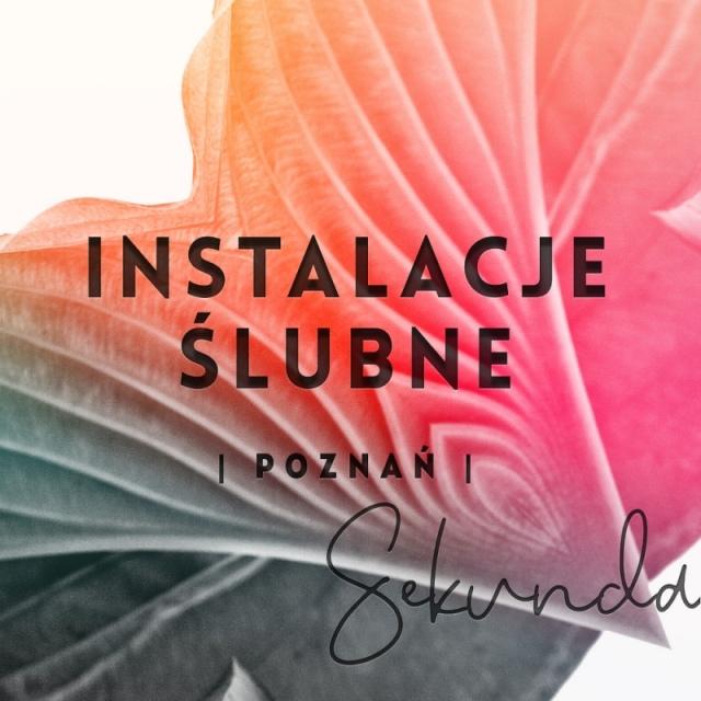 INSTALACJE ŚLUBNE | Poznań