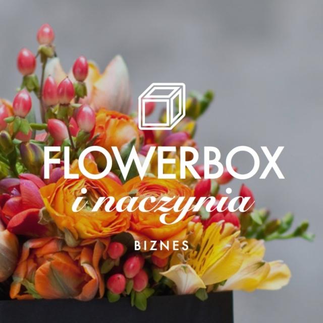 FLOWERBOX I NACZYNIA