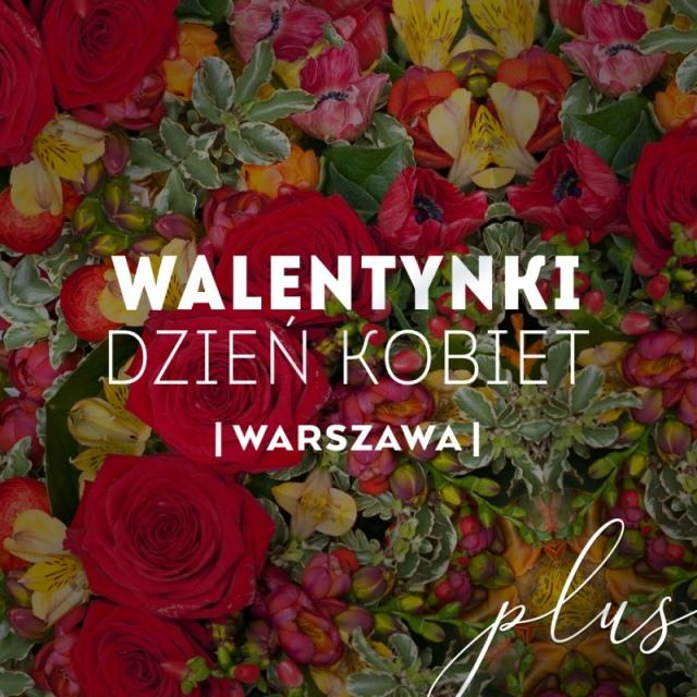 WALENTYNKI | DZIEŃ KOBIET | WARSZAWA